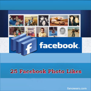 buy 25 facebook photo likes