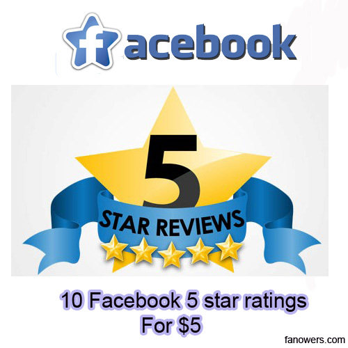 buy facebook ratings