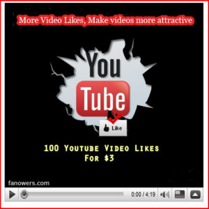 purchase 100 YT likes