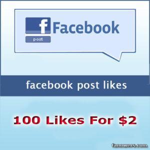buy 100 status likes